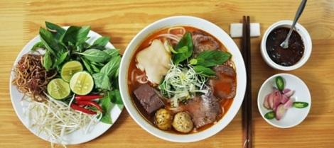 Bun Bo Hue - Beef Noodle Soup