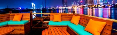 Dinner Cruise on Saigon river