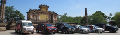 Driver team-Hanoi private Taxi