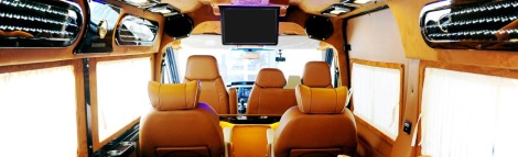 Saigon Luxury car transfer