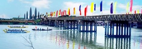 Hien Luong Bridge - Ben Hai River - DMZ tour
