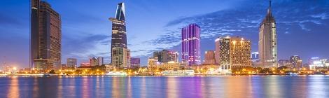 Hochiminh-Saigon Vietnam