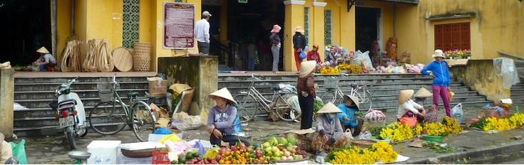 Hoian Market
