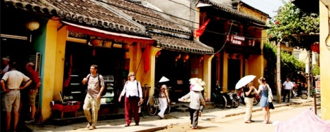 Hoian walking tour