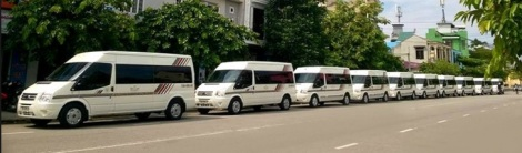 Hue to Phong Nha by limousine car