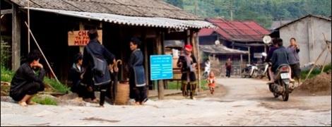Ta Phi Village