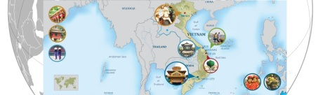 Package tour Vietnam