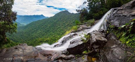 Do Quyen Waterfall (Photo by Tan Thanh Le)
