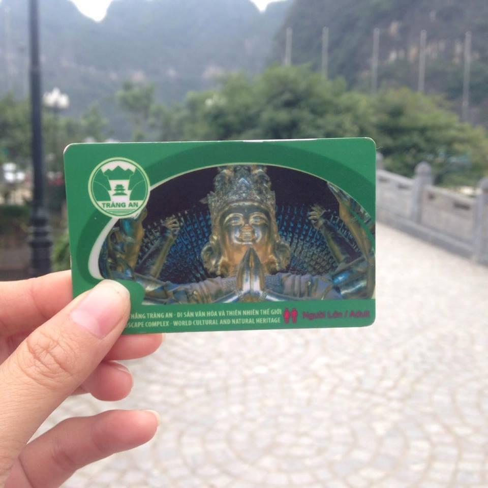 Trang An Ticket