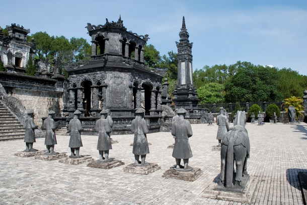 Imperial Tomb of Emperor Khai Dinh