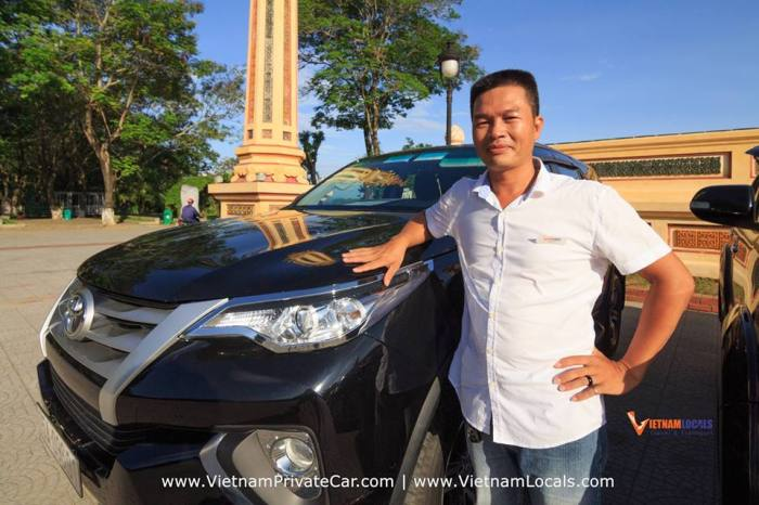 Hanoi Private Taxi driver-Fortune 2017
