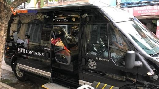 Hanoi Luxury Dcar