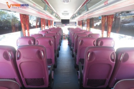 InternalHuyndai-Univers-45-seaters-Phong-Nha-Private-Car