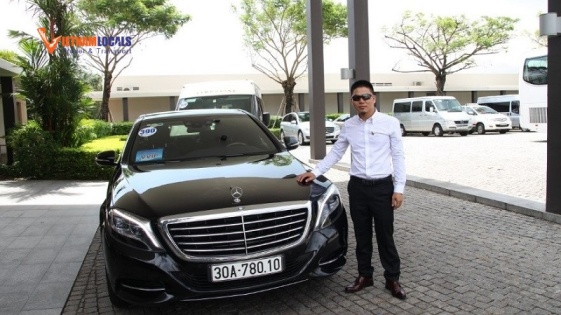 Hanoi to Halong by private car