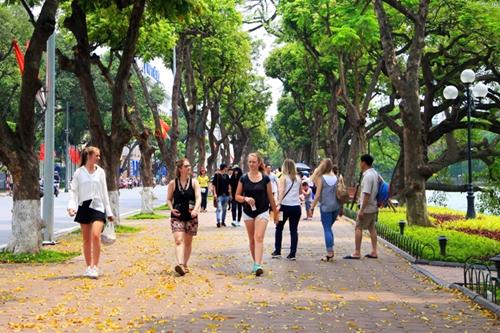 Hanoi walking tour