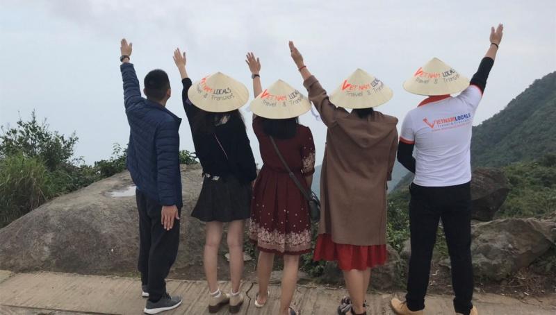 Vietnam Locals Travel Transport