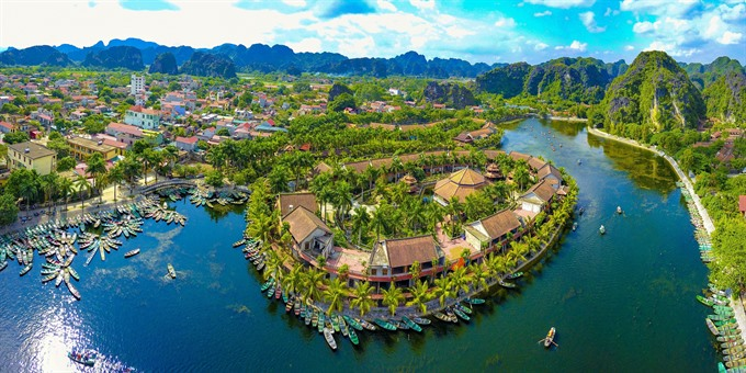 Trang An scenic landscape complex-Ninh Binh