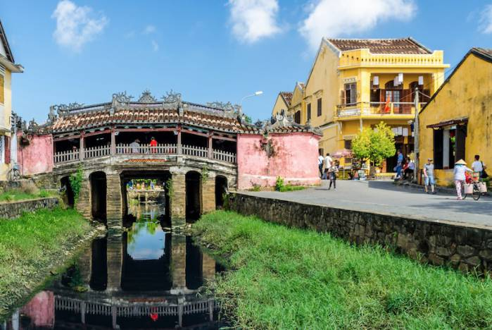 Da Nang to Hoi An by car